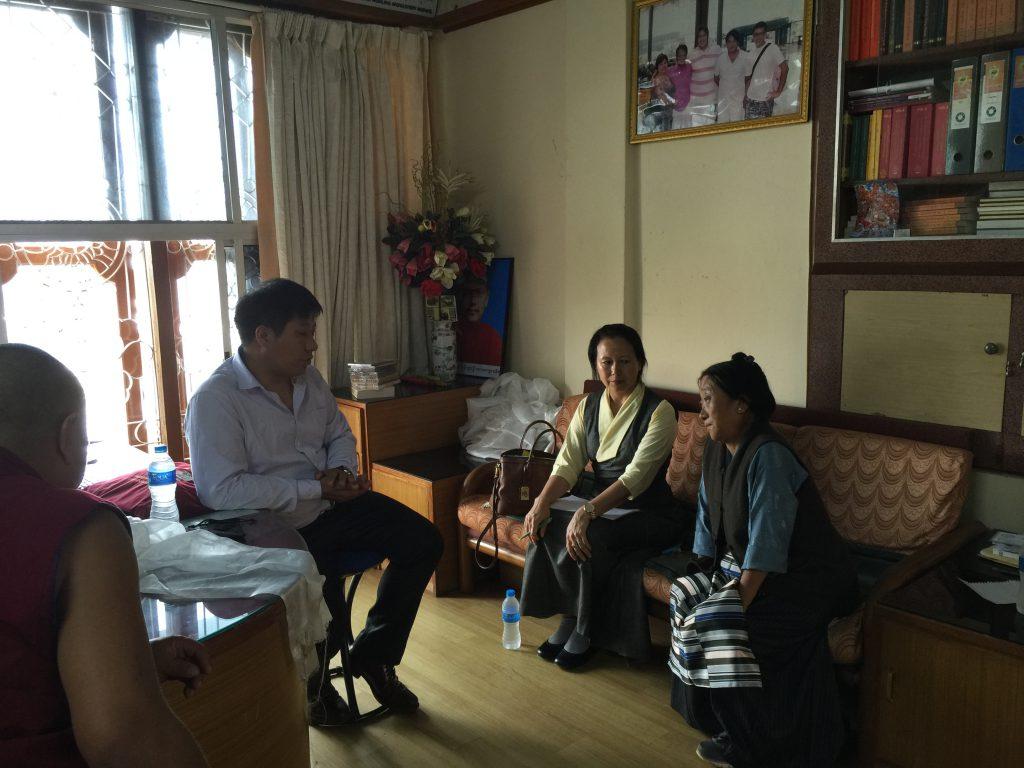 Legal awareness workshop at various Tibetan settlement