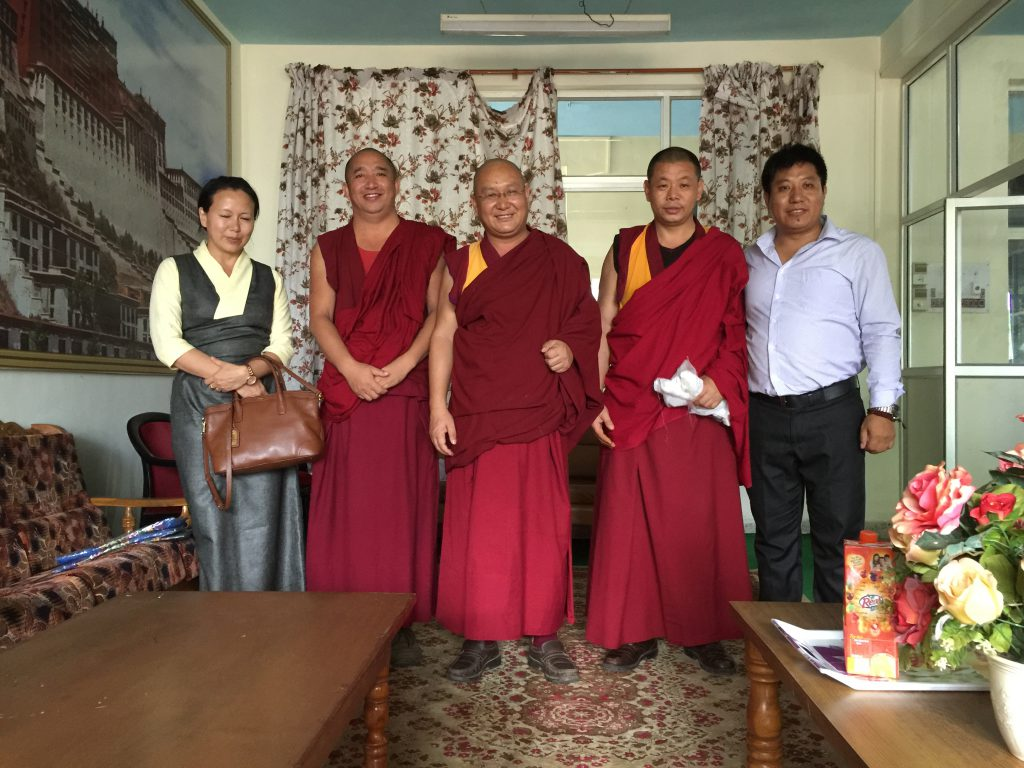 Legal workshop at Monastery and Nunery